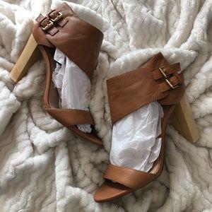 Julianne Hough for Sole Society Block Heels, 9.5B